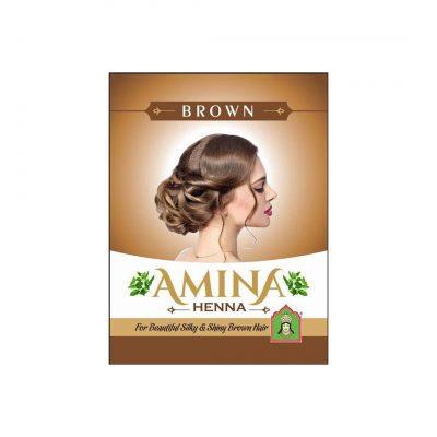 AMINA BROWN