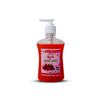 BNS ROSE HAND WASH